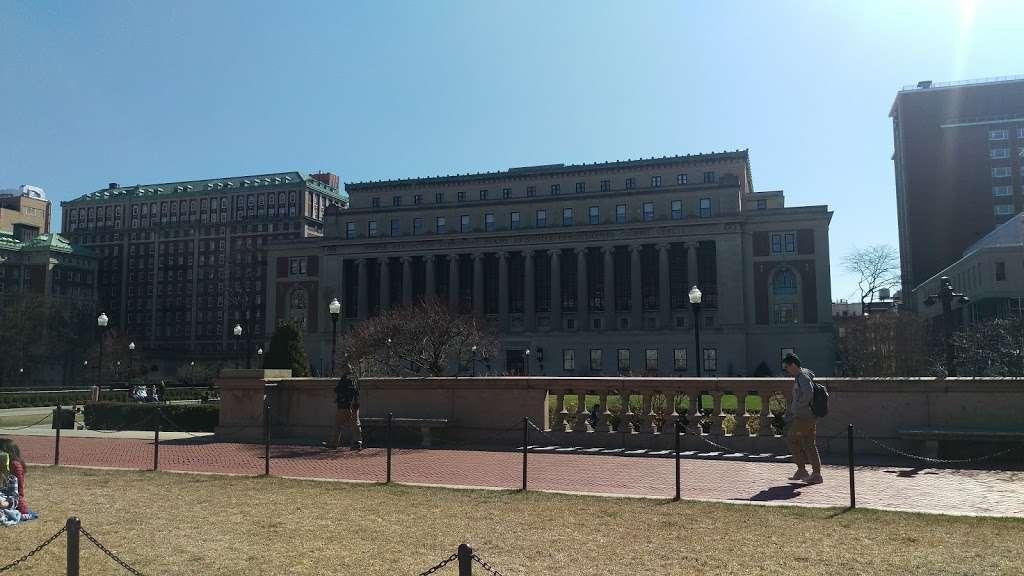 Columbia University Visitors Center - travel agency    Photo 9 of 10   Address: 2960 Broadway, New York, NY 10027, USA   Phone: (212) 854-4900