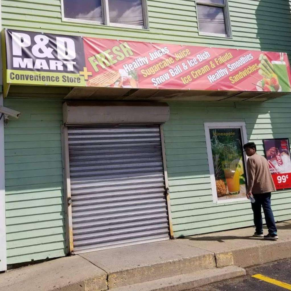 P n D Indian Fast Food Corner - convenience store  | Photo 2 of 10 | Address: 1717 Middlesex St #1, Lowell, MA 01851, USA | Phone: (978) 394-7451