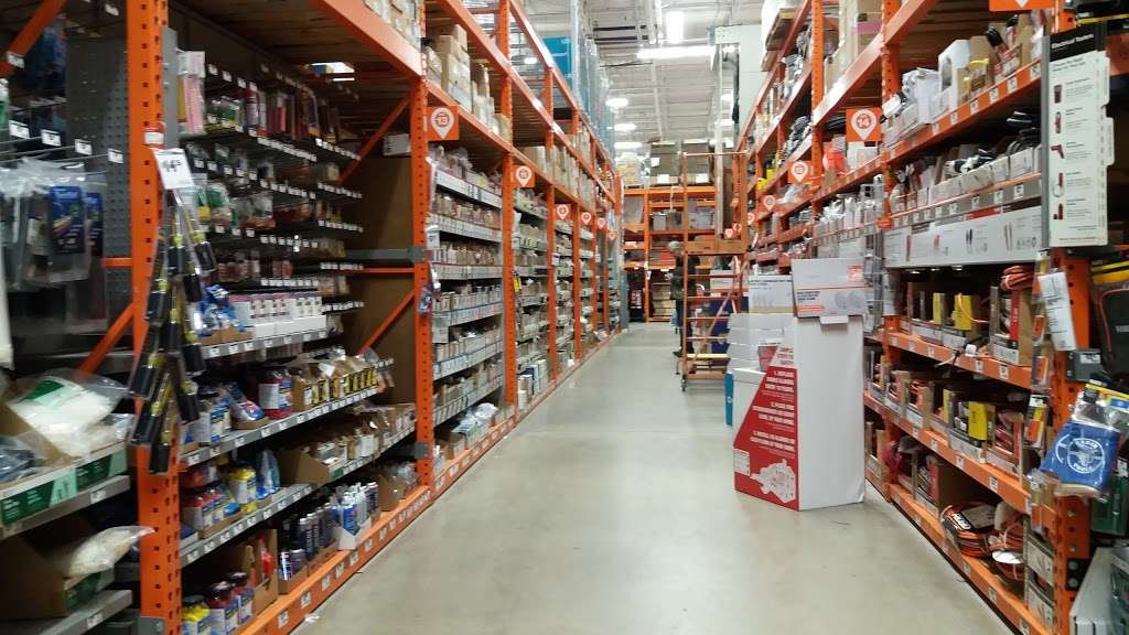The Home Depot 300 Commons Dr Chicago Ridge Il 60415 Usa