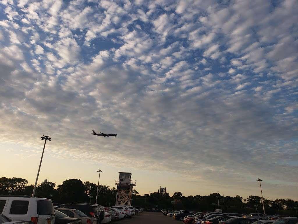 JFK Employee Parking Lot - parking  | Photo 2 of 2 | Address: Pan Am Rd, Jamaica, NY 11430, USA