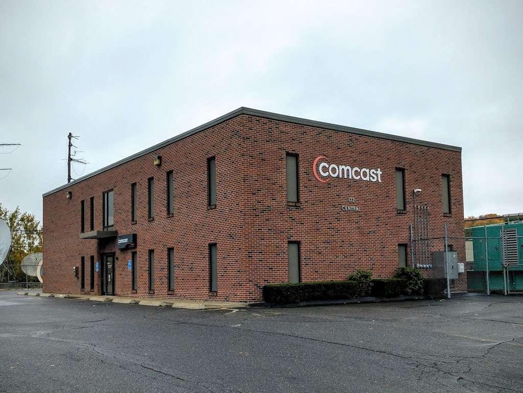 Comcast Service Center, 5 Central St, Milford, MA 5, USA