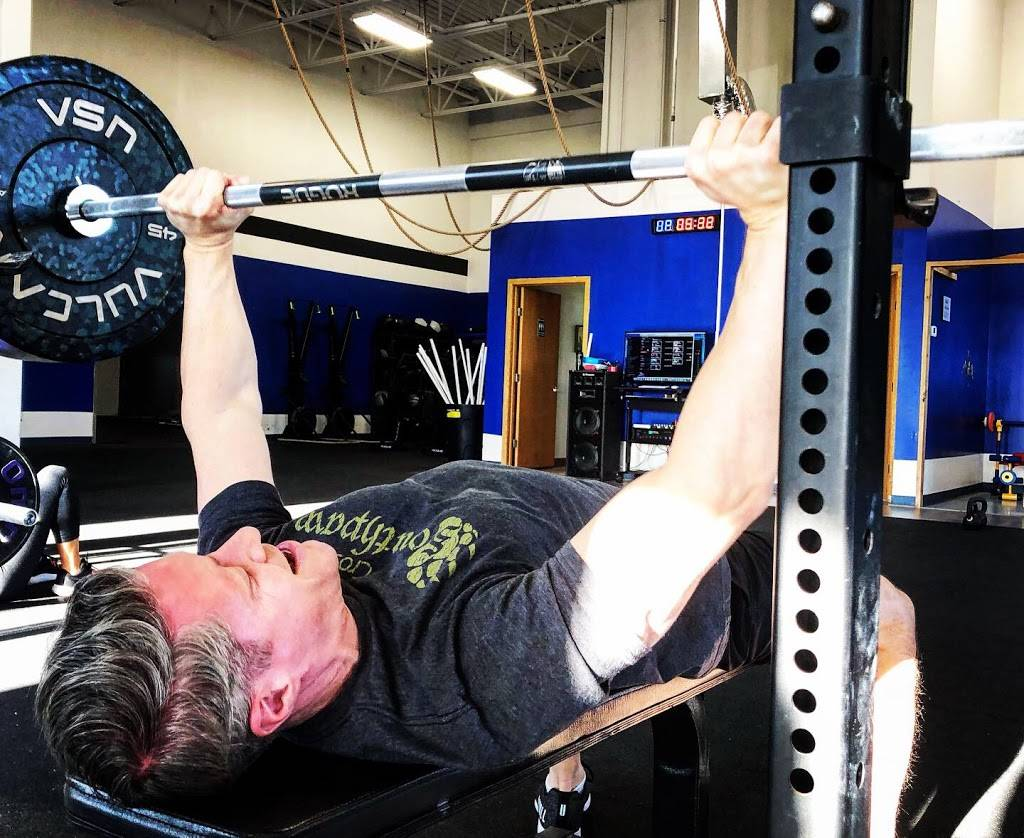 CrossFit Southpaw - gym    Photo 3 of 9   Address: 2214 County Hwy 10, Mounds View, MN 55112, USA   Phone: (651) 338-0067