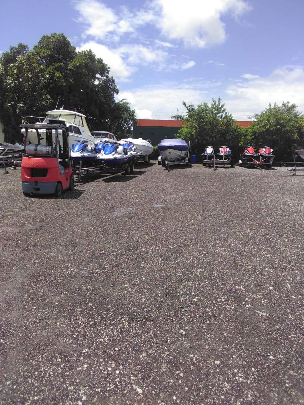 Offshore Boat & Jet-ski Storage - storage  | Photo 9 of 9 | Address: 810 NW 72nd St, Miami, FL 33150, USA | Phone: (786) 789-1051