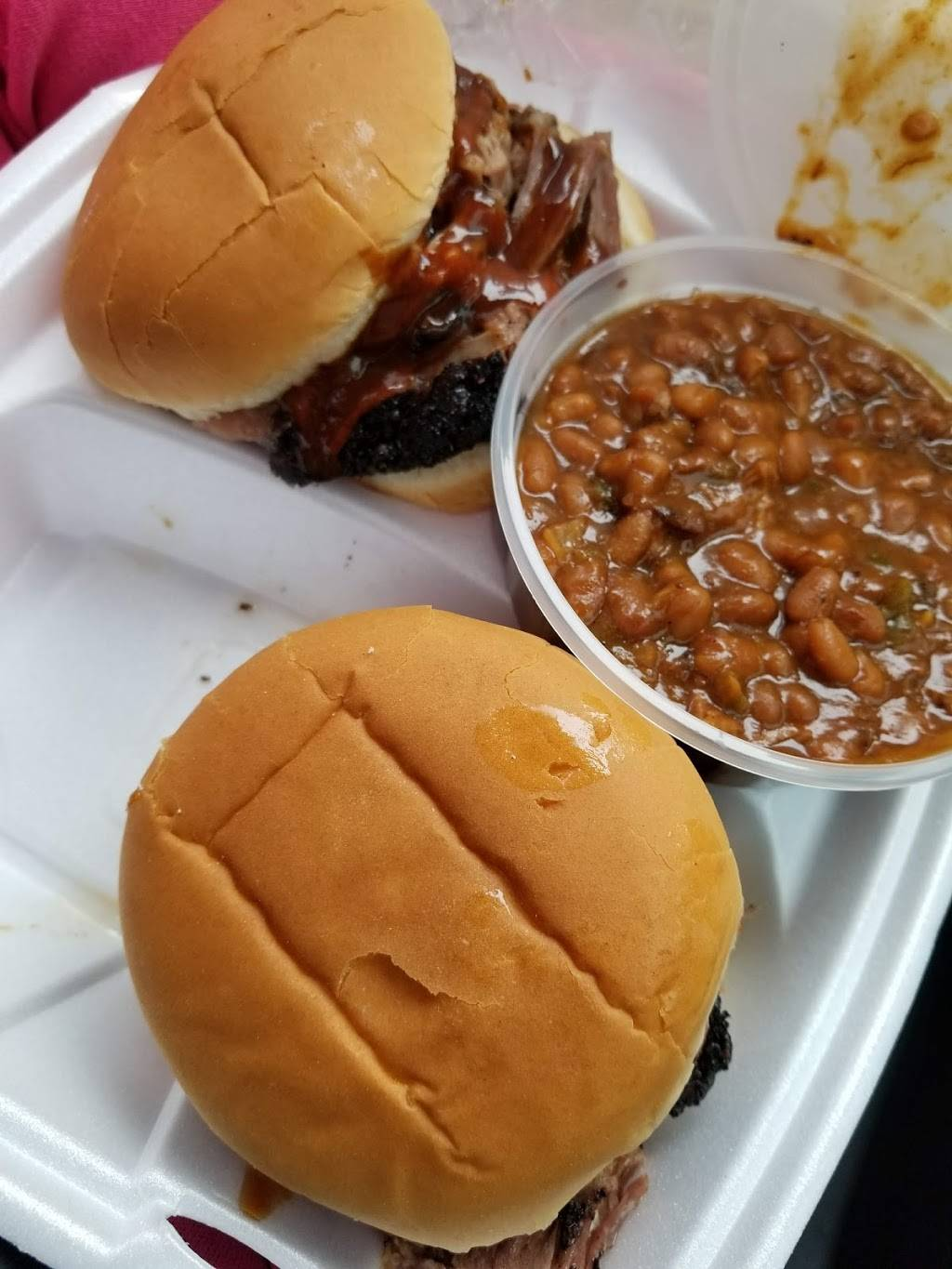 Red Door BBQ - restaurant  | Photo 1 of 9 | Address: 177 S Cypress Ave, Columbus, OH 43223, USA | Phone: (614) 557-7469