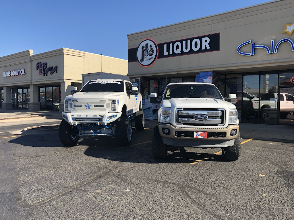 Jts Liquor - home goods store    Photo 1 of 10   Address: 3700 N Woodlawn Blvd #106, Wichita, KS 67220, USA   Phone: (316) 683-4000