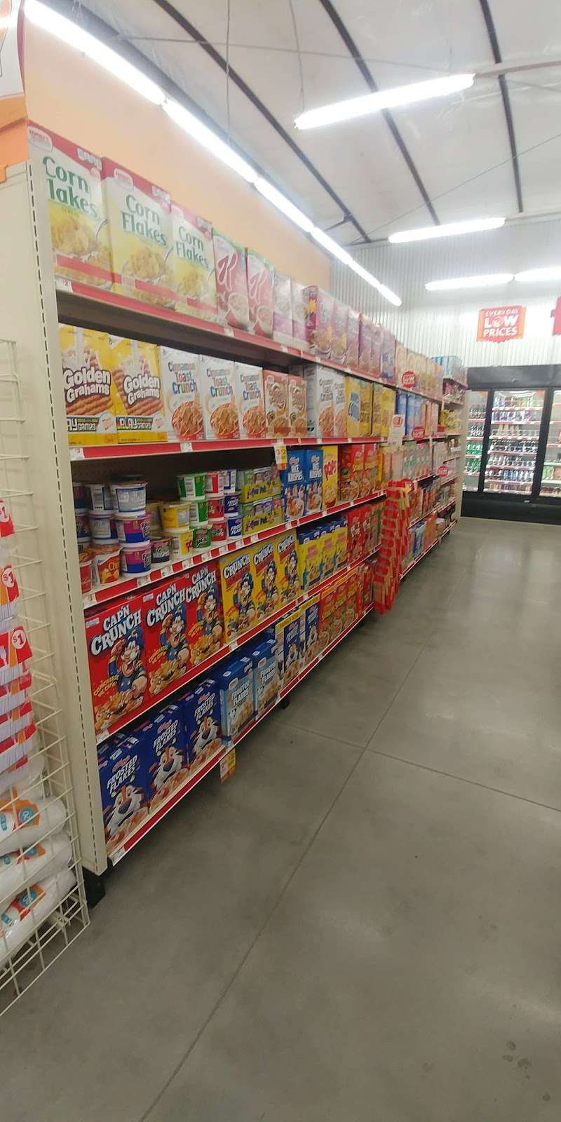 Family Dollar - supermarket  | Photo 1 of 5 | Address: 14 S West Blvd, Newfield, NJ 08344, USA | Phone: (856) 457-6130