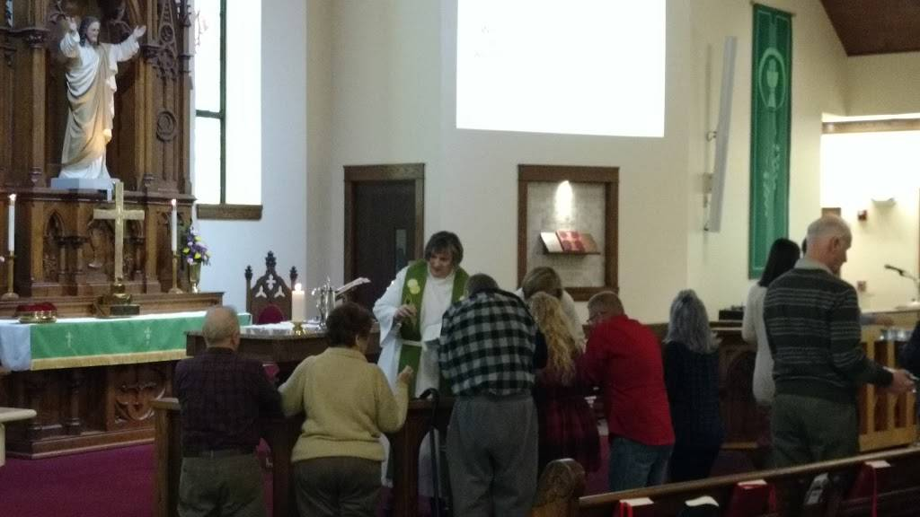 St Johns Evangelical Lutheran Church - church    Photo 8 of 8   Address: 3512 Clinton St, West Seneca, NY 14224, USA   Phone: (716) 668-2152