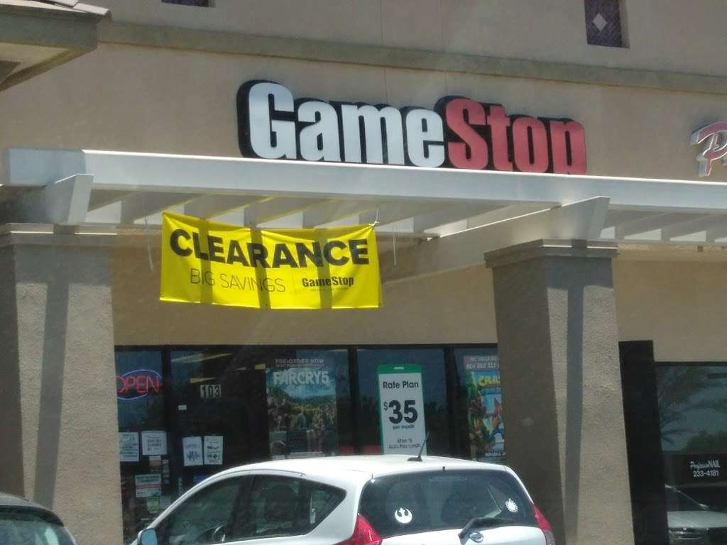 GameStop Prestige - electronics store  | Photo 7 of 9 | Address: 751 Center Drive #9b-2, San Marcos, CA 92069, USA | Phone: (760) 741-0197