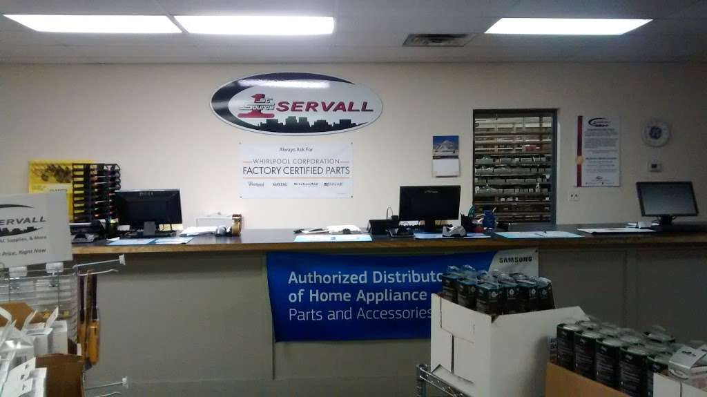 1st Source Servall Appliance Parts - store  | Photo 3 of 7 | Address: 280 N Midland Ave R-1, Saddle Brook, NJ 07663, USA | Phone: (877) 382-4949