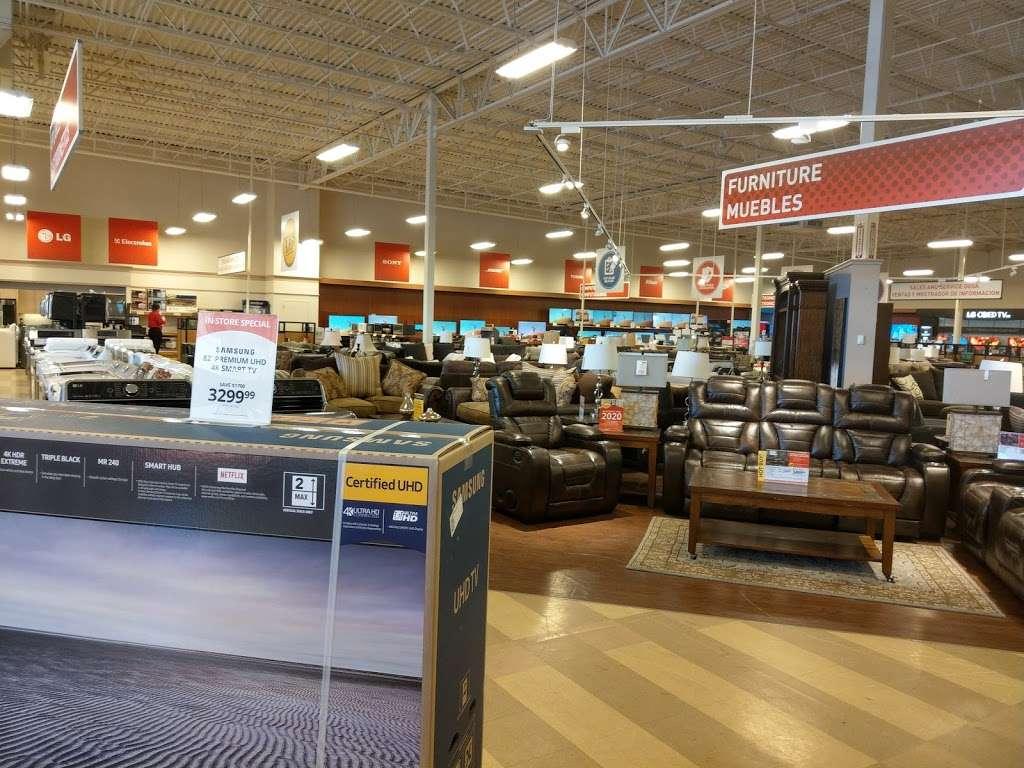 Conn S Homeplus Furniture Store 60 S Abilene St Aurora Co