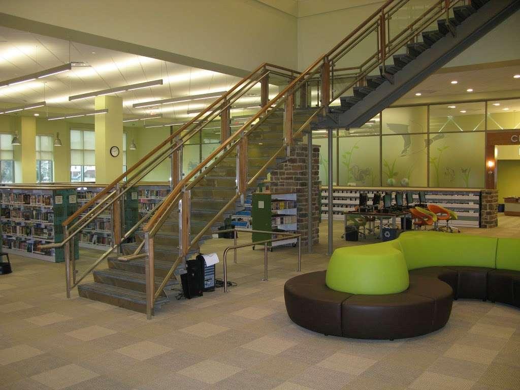 Gum Spring Library >> Gum Spring Library 24600 Millstream Dr Stone Ridge Va 20105 Usa