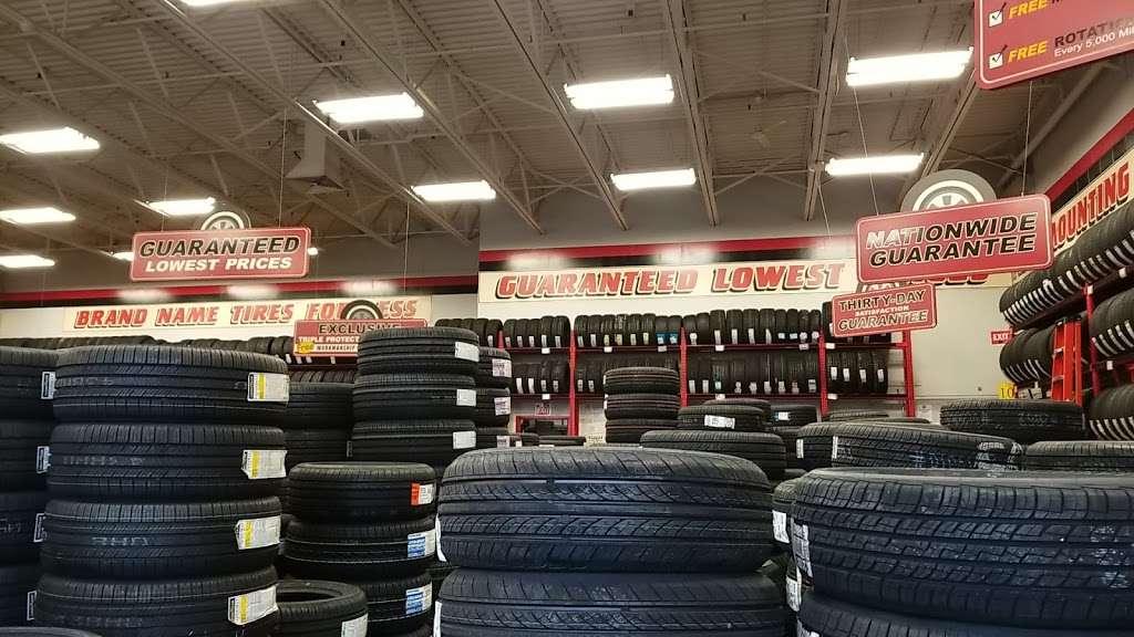 Town Fair Tire - car repair  | Photo 4 of 9 | Address: 255 US-44, Raynham, MA 02767, USA | Phone: (508) 821-2100