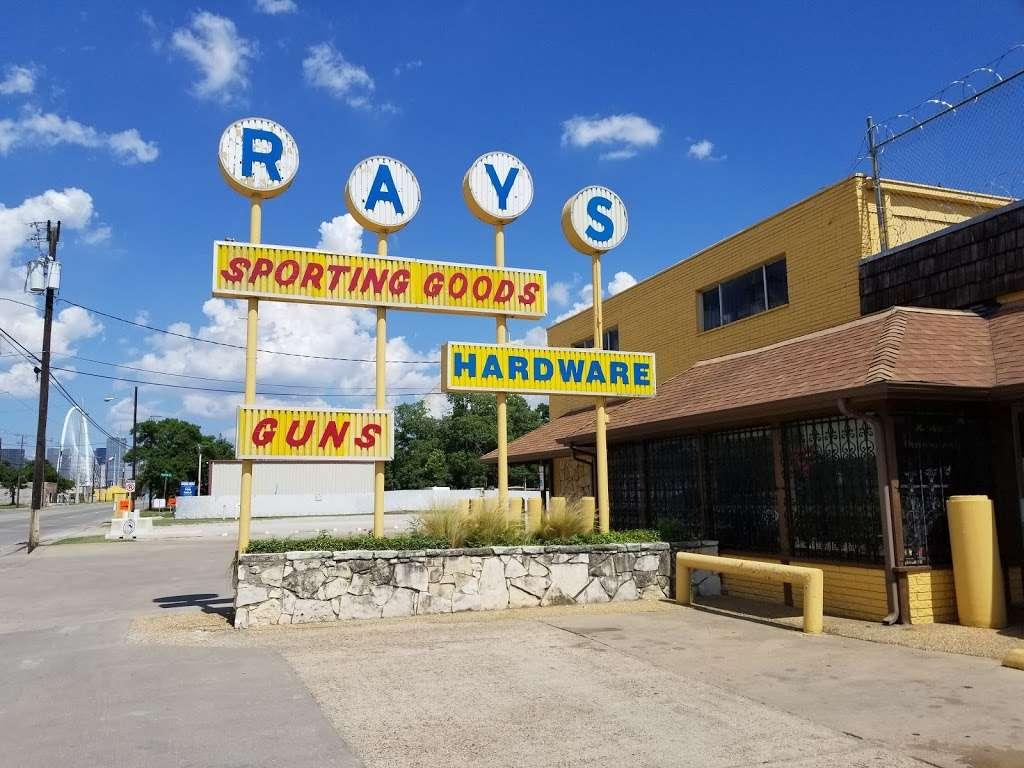 Rays Hardware & Sporting Goods - store    Photo 1 of 10   Address: 730 Singleton Blvd, Dallas, TX 75212, USA   Phone: (214) 747-7916