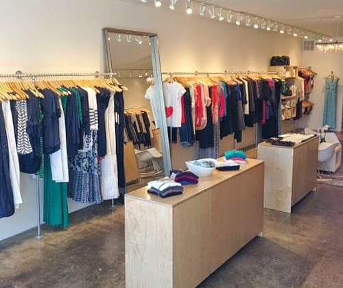 Moms the Word LA - clothing store  | Photo 10 of 10 | Address: 7952 W 3rd St, Los Angeles, CA 90048, USA | Phone: (323) 879-9838