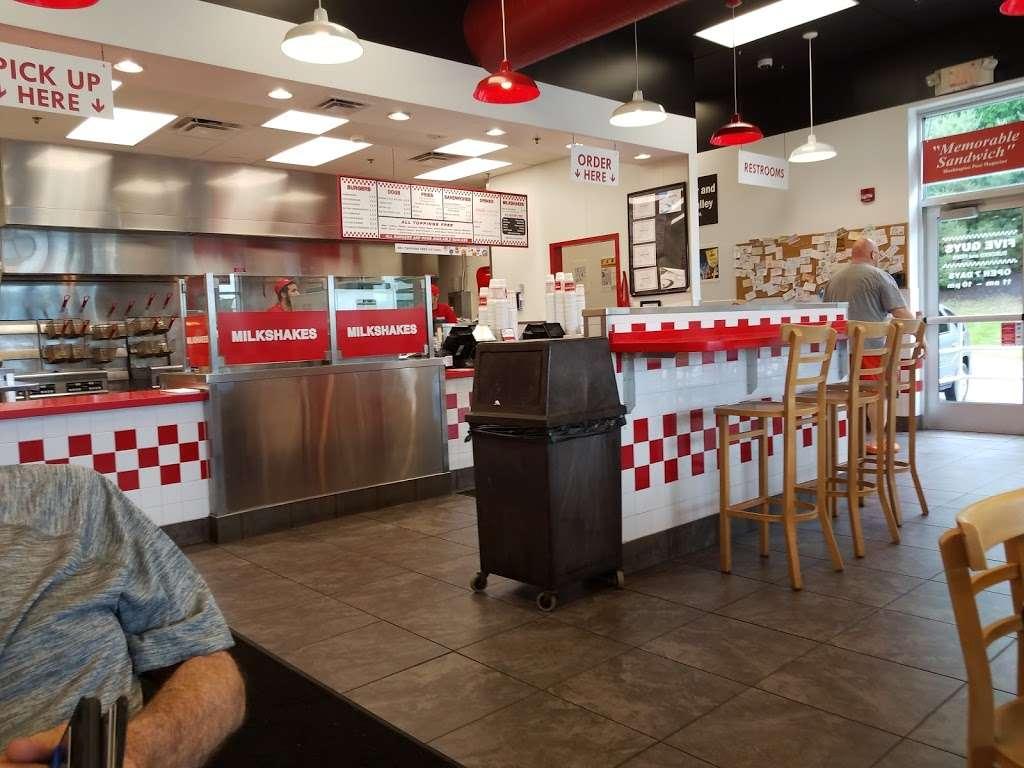 Five Guys - meal takeaway  | Photo 2 of 10 | Address: 361 Charles Way, Stroudsburg, PA 18360, USA | Phone: (570) 421-9804