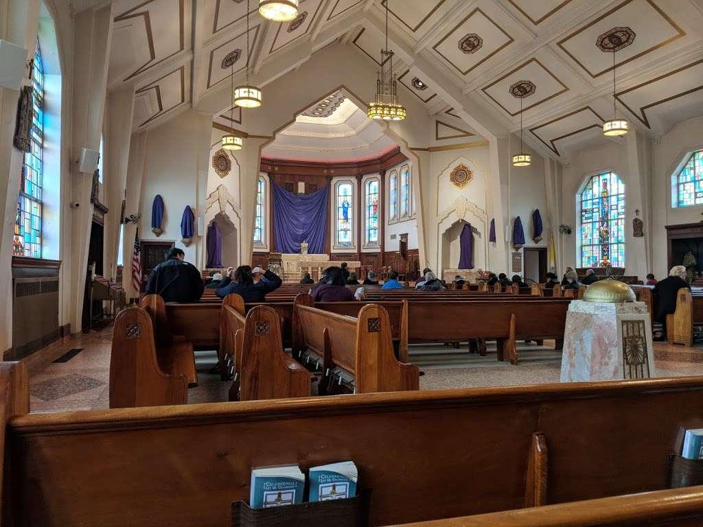 St Marys Winfield - church  | Photo 1 of 10 | Address: 70-31 48th Ave, Woodside, NY 11377, USA | Phone: (718) 672-4848
