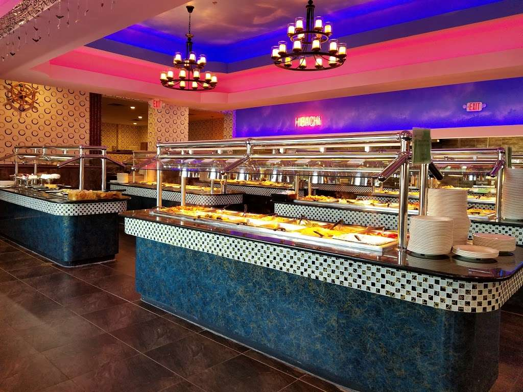 Hibachi Grill & Supreme Buffet - restaurant  | Photo 1 of 10 | Address: 8101 Tonnelle Ave, North Bergen, NJ 07047, USA | Phone: (201) 662-1888