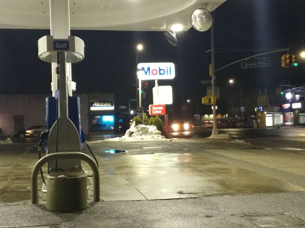 Mobil - gas station  | Photo 3 of 7 | Address: 172-11 Northern Blvd, Flushing, NY 11358, USA | Phone: (718) 939-4599