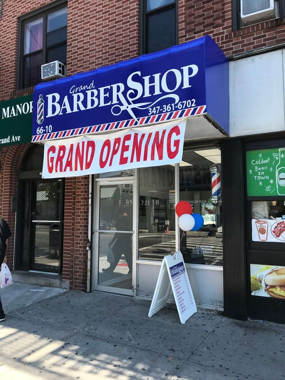 Grand Barbershop - hair care    Photo 1 of 10   Address: 66-10 Grand Ave, Maspeth, NY 11378, USA   Phone: (347) 361-6702