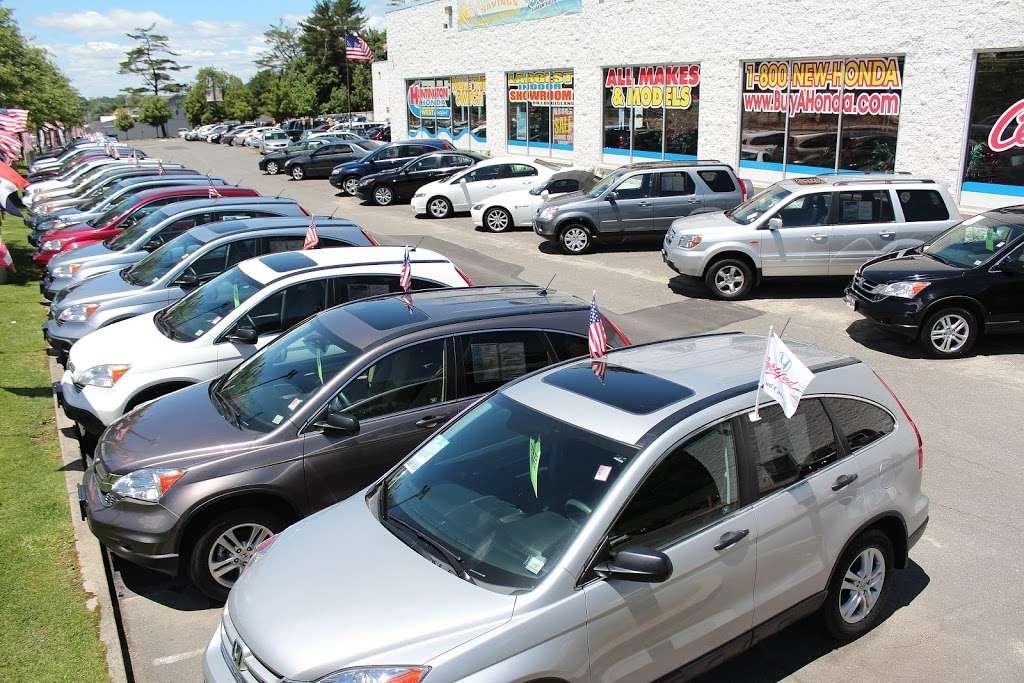 Huntington Honda West - car repair  | Photo 7 of 10 | Address: 147 E Jericho Turnpike, Huntington Station, NY 11746, USA | Phone: (631) 930-3030