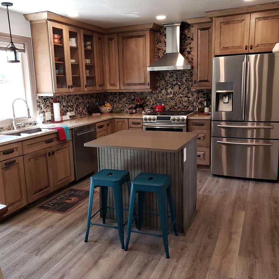 Rose Gold Kitchen Bath Remodel - home goods store  | Photo 2 of 10 | Address: Beaverton, OR 97007, USA | Phone: (503) 336-0323