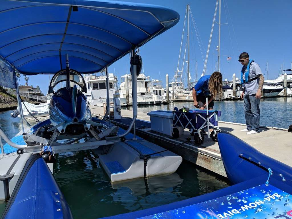 SeaQuest Water Adventures - travel agency  | Photo 3 of 10 | Address: Dock K-M, 955 Harbor Island Dr Gate 4, San Diego, CA 92101, USA | Phone: (844) 669-3483