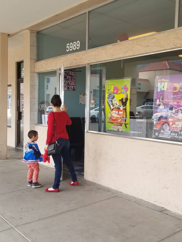 Fun Cuts 4 Kids - hair care  | Photo 2 of 7 | Address: 5989 N Mesa St, El Paso, TX 79912, USA | Phone: (915) 307-4938