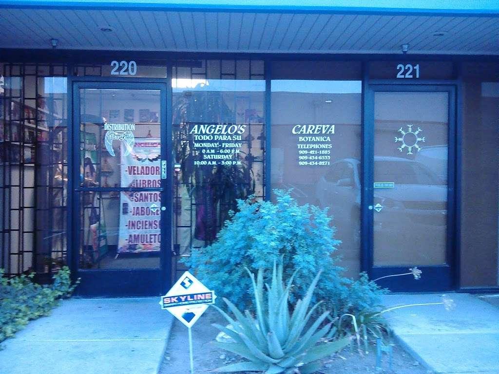Botanica Angelos Careva imp. - home goods store    Photo 4 of 10   Address: 993 W Valley Blvd #221, Bloomington, CA 92316, USA   Phone: (909) 421-1885
