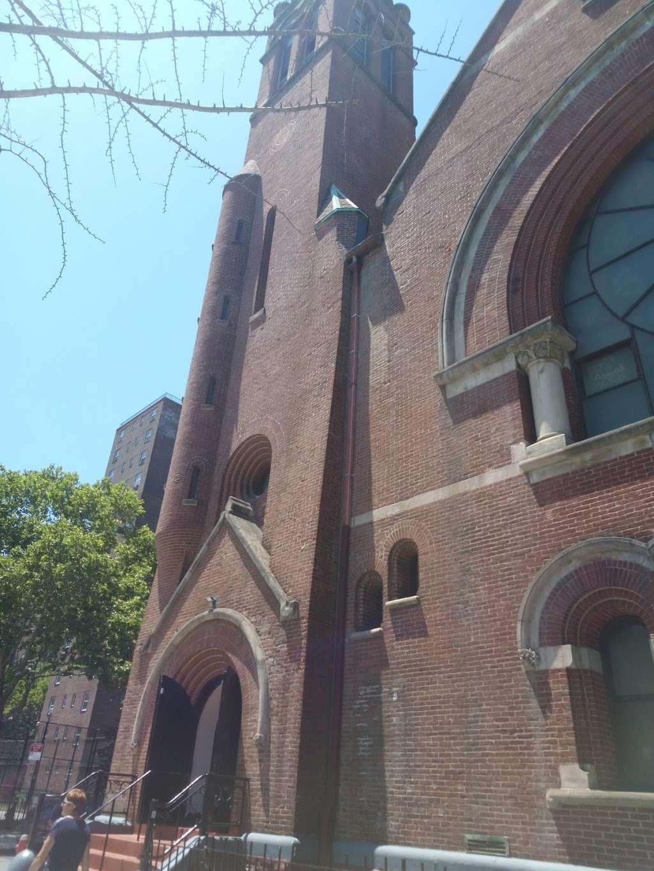Salem United Methodist Church - church  | Photo 5 of 10 | Address: 2190 Adam Clayton Powell Jr Blvd, New York, NY 10027, USA | Phone: (212) 678-2700