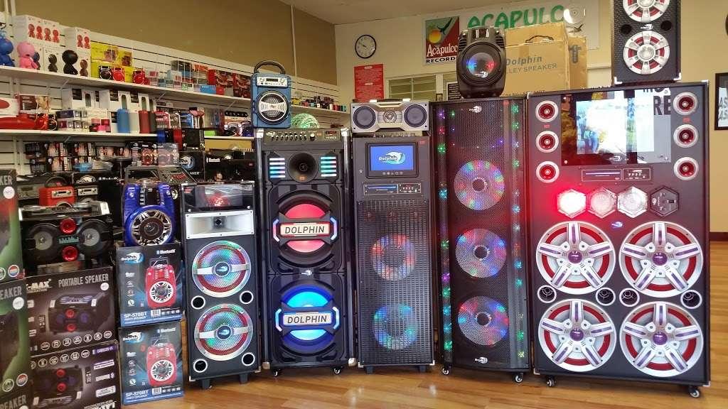Acapulco Records - electronics store    Photo 4 of 7   Address: 3534 International Blvd, Oakland, CA 94601, USA   Phone: (510) 533-2009