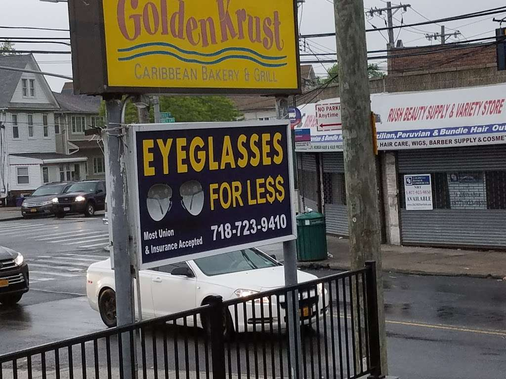Eyeglasses For Less - store  | Photo 3 of 5 | Address: 138-64 Francis Lewis Blvd, Rosedale, NY 11422, USA | Phone: (718) 723-9410
