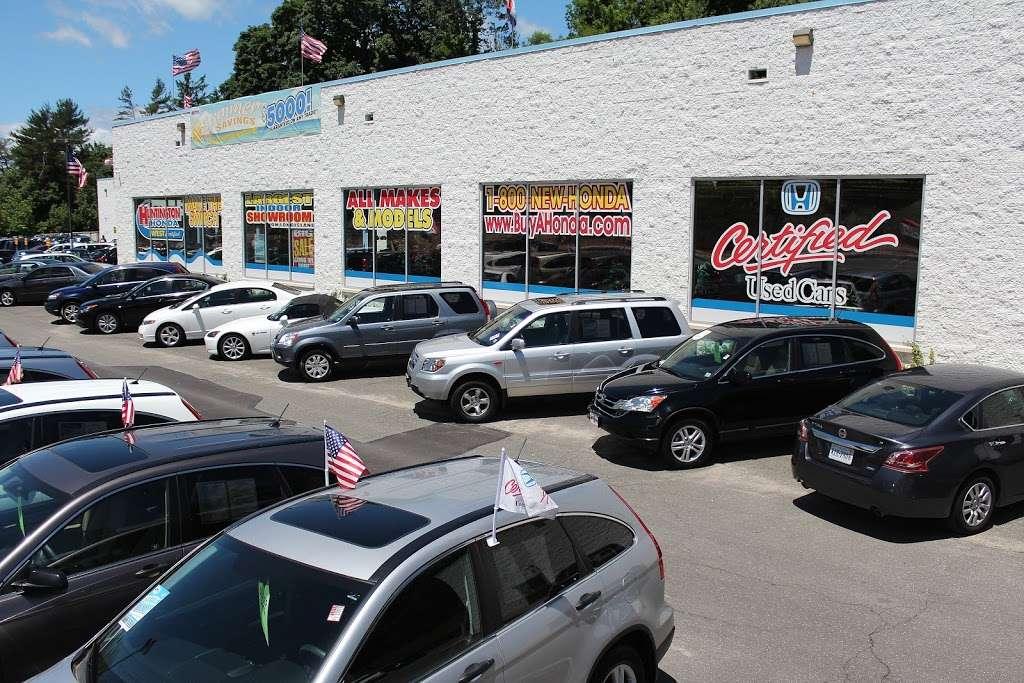 Huntington Honda West - car repair  | Photo 2 of 10 | Address: 147 E Jericho Turnpike, Huntington Station, NY 11746, USA | Phone: (631) 930-3030