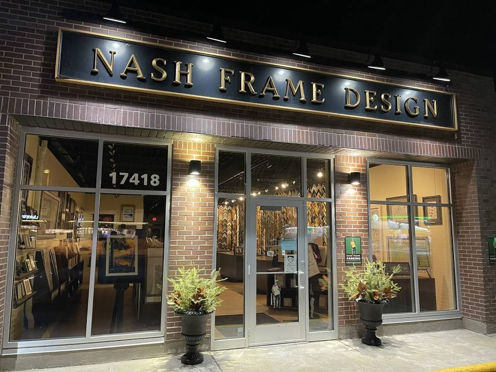 Nash Frame Design - art gallery    Photo 4 of 8   Address: 17418 Minnetonka Blvd, Minnetonka, MN 55345, USA   Phone: (952) 955-7588