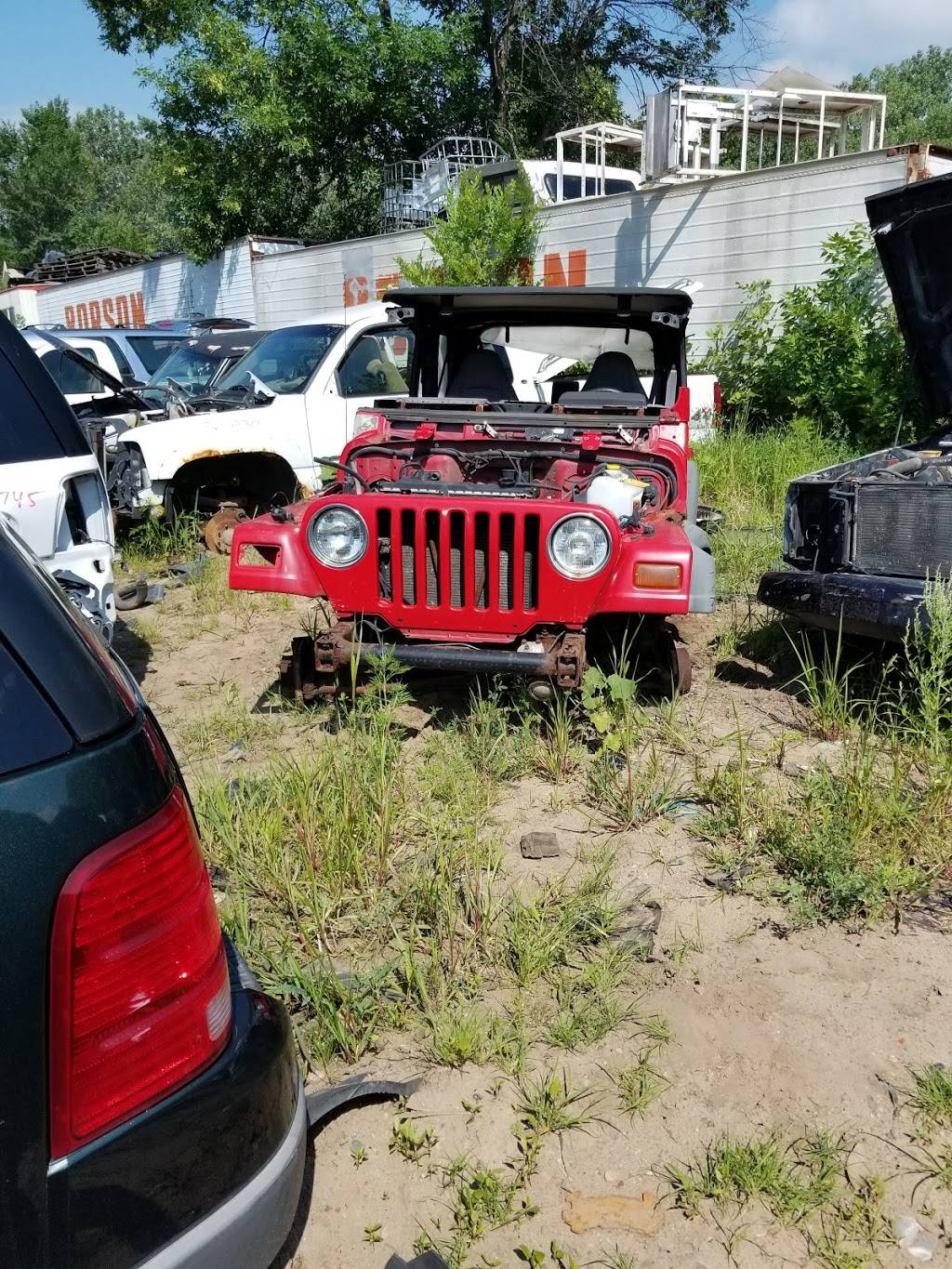 Highway 101 Auto Salvage Inc - car repair  | Photo 7 of 10 | Address: 9099 W Hwy 101 Frontage Rd, Savage, MN 55378, USA | Phone: (952) 445-7020