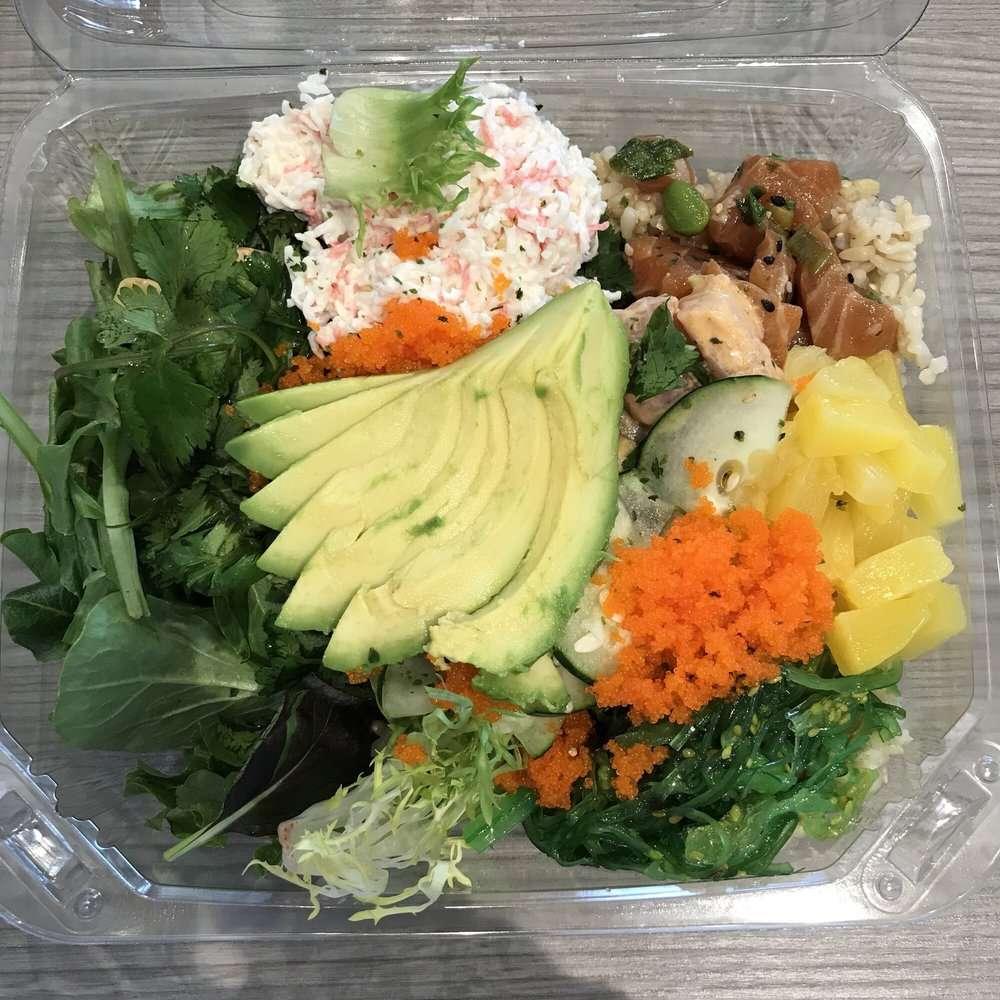 Poke Delight - restaurant  | Photo 5 of 10 | Address: 13394 Limonite Ave #160, Eastvale, CA 92880, USA | Phone: (951) 444-6446