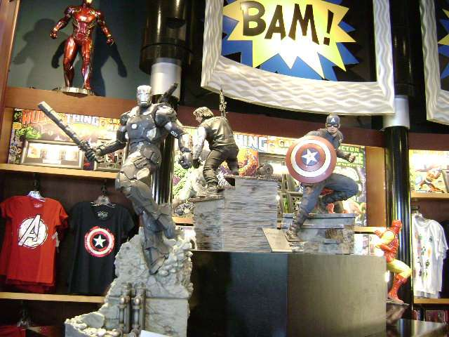 Marvel Alterniverse Store - store  | Photo 5 of 10 | Address: Florida Center, Universal Orlando Resort, Orlando, FL 32819, USA