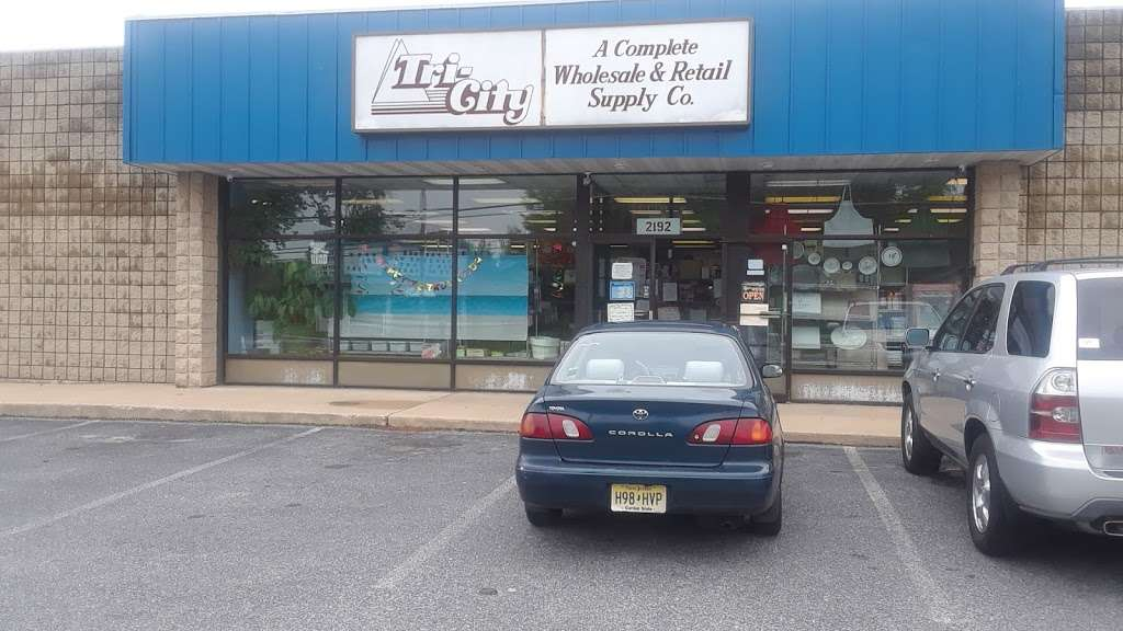 Tri-City Paper Restaurant & Bar Supply - store    Photo 1 of 5   Address: 2192 S Delsea Dr, Vineland, NJ 08360, USA   Phone: (856) 692-6050