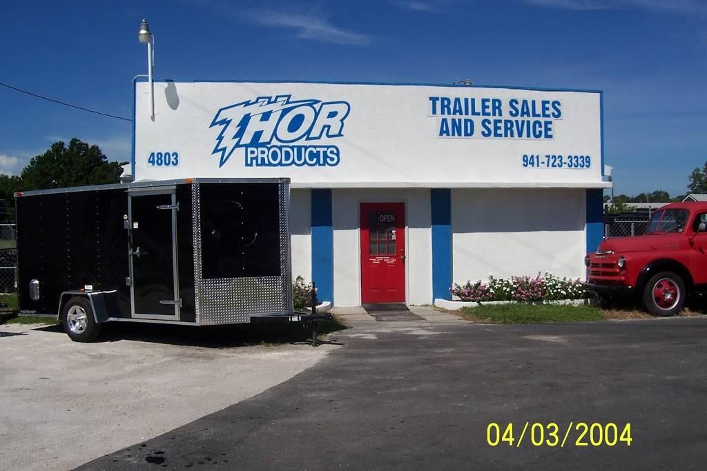 Thor Products - car repair  | Photo 1 of 9 | Address: 4803 US-41, Palmetto, FL 34221, USA | Phone: (941) 723-3339