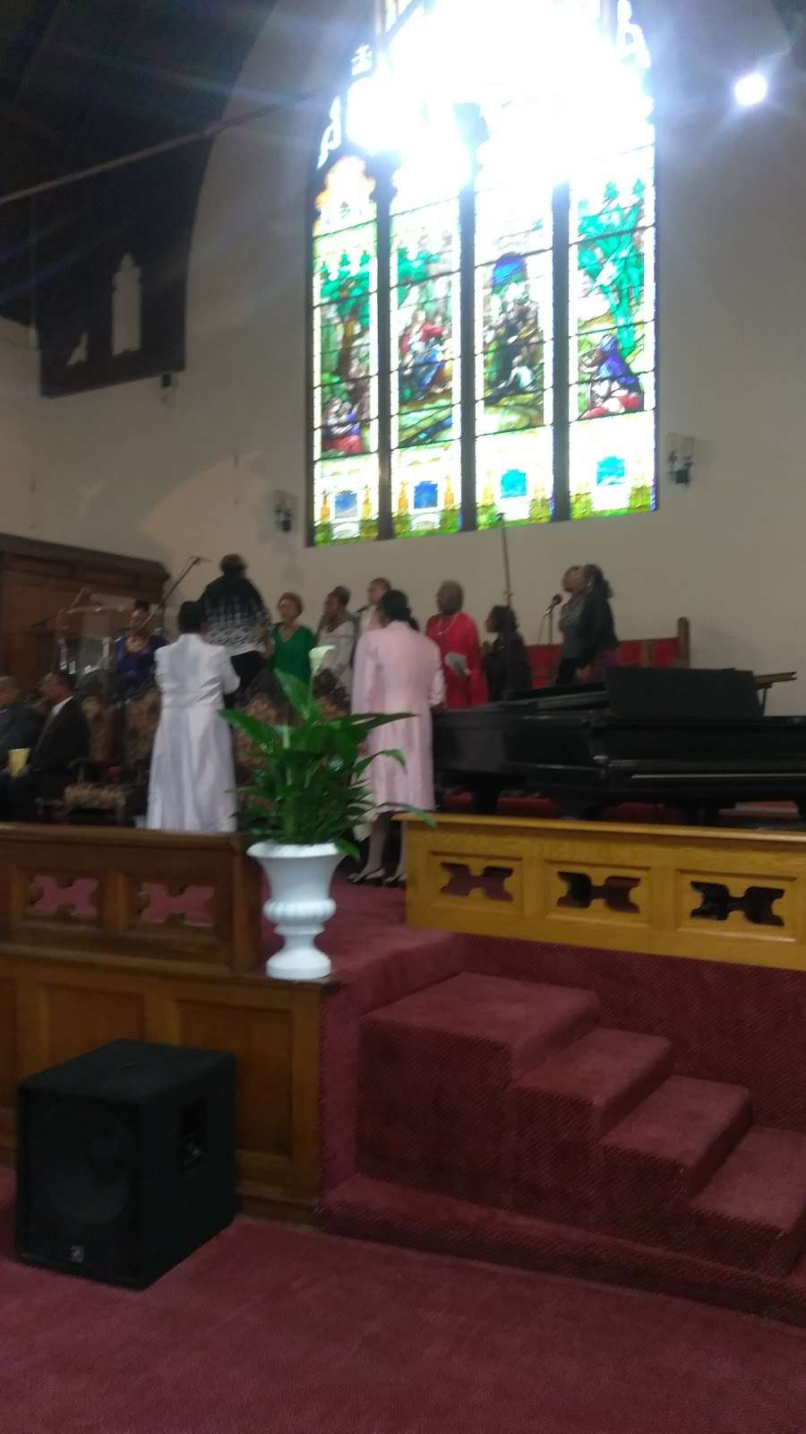 Greater Page Temple Church of God in Christ - church  | Photo 2 of 2 | Address: Los Angeles, CA 90018, USA | Phone: (323) 870-5270