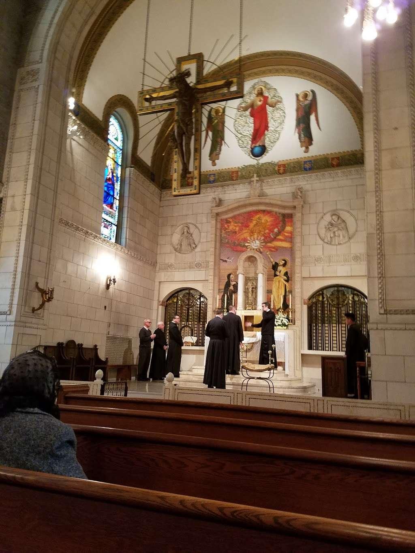 Carmelite Monastery - church  | Photo 1 of 2 | Address: 1400 66th Ave, Philadelphia, PA 19126, USA | Phone: (215) 424-6143