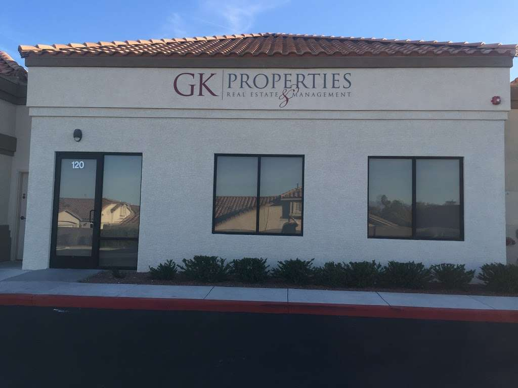 GK Properties - real estate agency  | Photo 2 of 5 | Address: 105 N Pecos Rd #120, Henderson, NV 89074, USA | Phone: (702) 907-7501