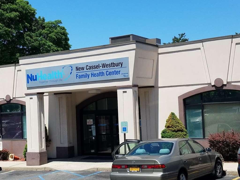 NuHealth Family Health Centers - health  | Photo 1 of 5 | Address: 682 Union Ave, Westbury, NY 11590, USA | Phone: (516) 571-9500