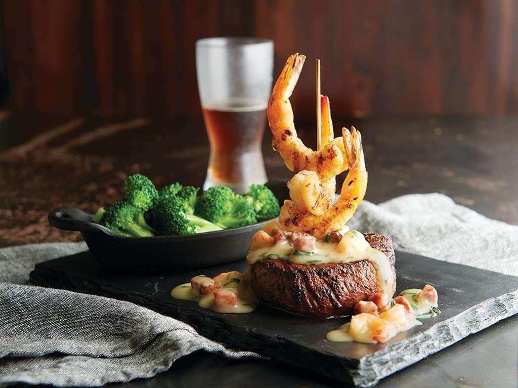 Saltgrass Steak House - restaurant  | Photo 2 of 10 | Address: 14909 I-45 North, Houston, TX 77090, USA | Phone: (281) 872-4545