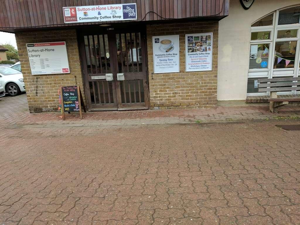 Sutton-At-Hone Library - library  | Photo 1 of 2 | Address: Main Rd, Sutton at Hone, Dartford DA4 9HQ, UK | Phone: 0300 041 3131
