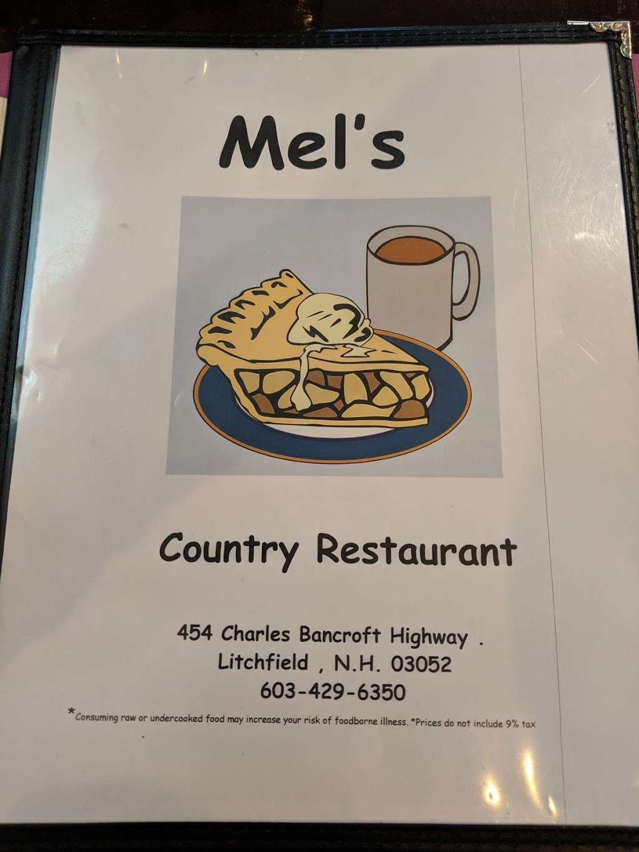 Mels Diner. - restaurant    Photo 7 of 7   Address: 454 Charles Bancroft Hwy, Litchfield, NH 03052, USA   Phone: (603) 429-6350
