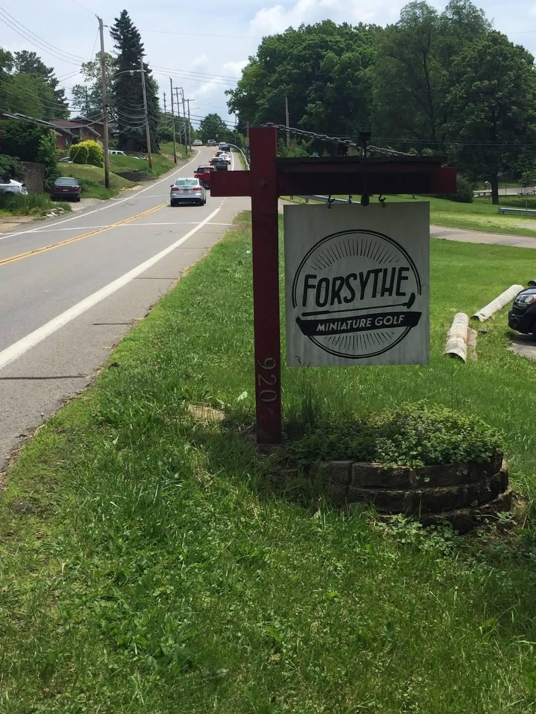 Forsythe Miniature Golf - cafe  | Photo 3 of 5 | Address: 3043, 920 Forsythe Rd, Carnegie, PA 15106, USA | Phone: (412) 506-3866