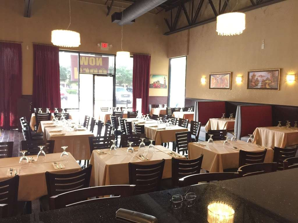 Amar Indian-European Cuisine - restaurant  | Photo 1 of 10 | Address: 1855 Barker Cypress Rd #100, Houston, TX 77084, USA | Phone: (832) 321-4014
