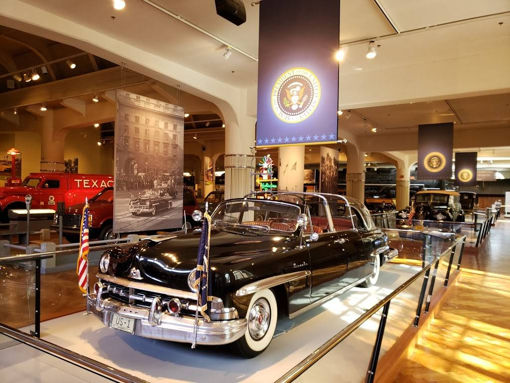 The Henry Ford Museum - museum  | Photo 4 of 5 | Address: 20900 Oakwood Blvd, Dearborn, MI 48124, USA | Phone: (313) 982-6001