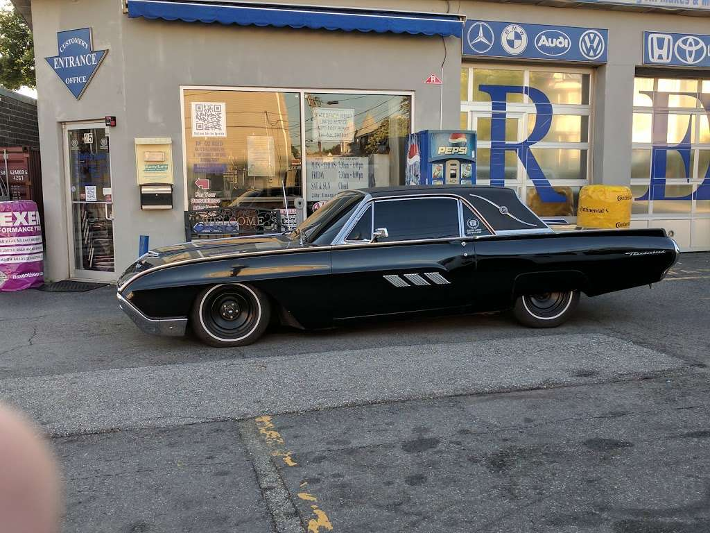 Reyco Automotive - car repair    Photo 2 of 6   Address: 25 Bergen Blvd, Fairview, NJ 07022, USA   Phone: (201) 840-9787