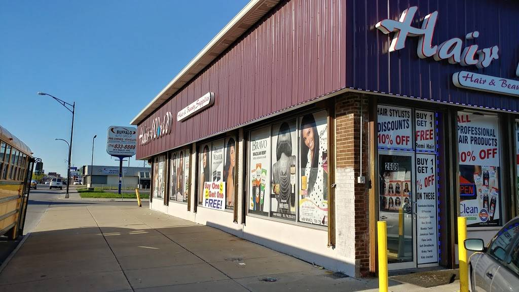 Hair World Beauty Supply - store  | Photo 3 of 7 | Address: 2609 Bailey Ave, Buffalo, NY 14215, USA | Phone: (716) 259-8213